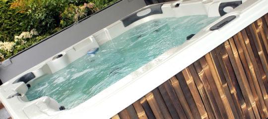Modèle de spa design